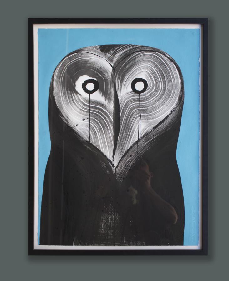 Robert Abderdein - Curious Owl