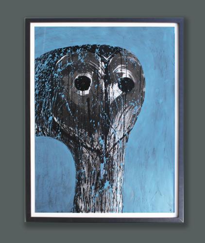 Robert Abderdein - Blue Owl