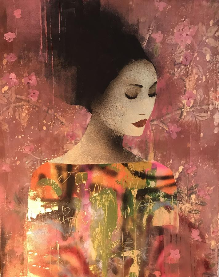 Barry Wilson - Hanakichi, 'Flower of Bliss'
