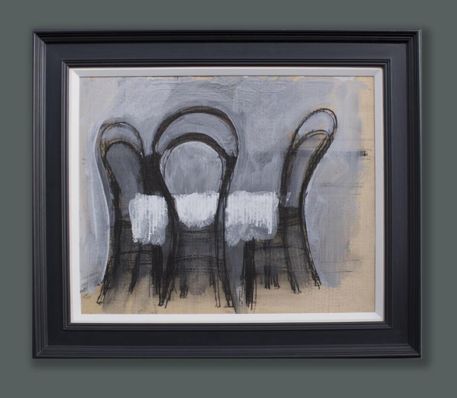 Alan Smart - Three Chairs