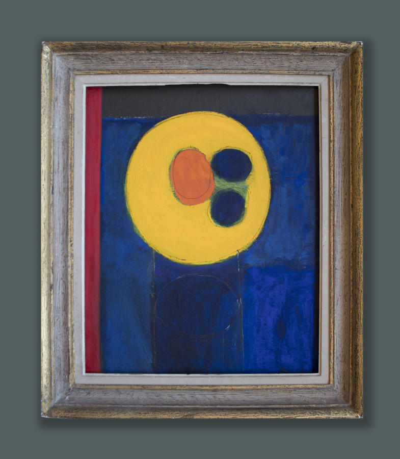 Alan Smart - Yellow Table