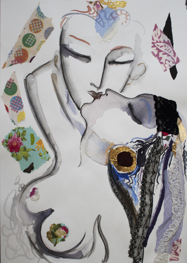 Julia Whatley - Kiss from Kama Sutra Series