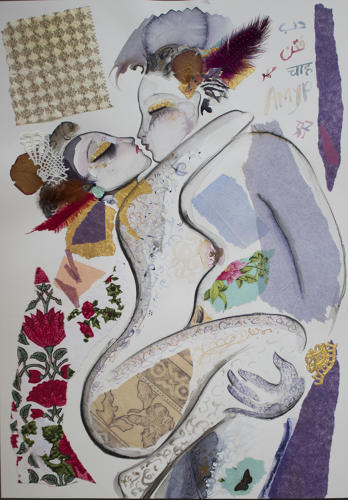 Julia Whatley - Curl from Kama Sutra Series