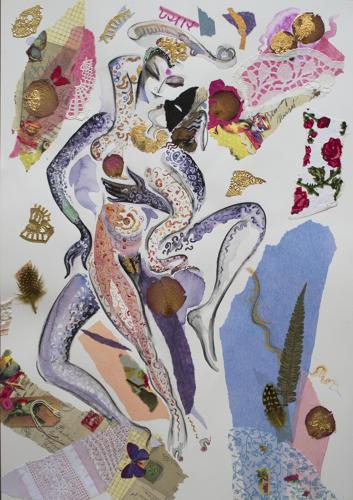 Julia Whatley - Dance from Kama Sutra Series