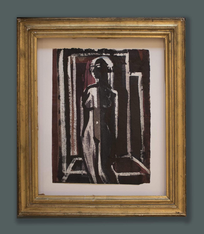 Toby Horne Shepherd - Standing Nude