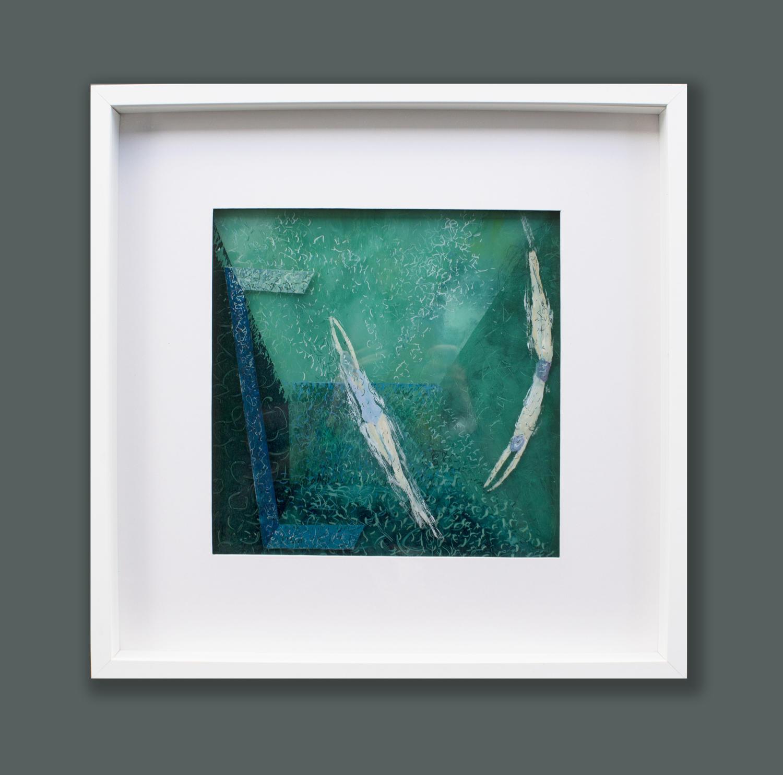 Mike Becket - Green Splash