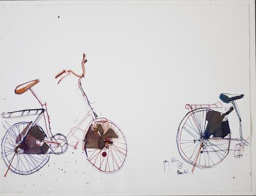 Jorge Luis Alio - Bicicletta I