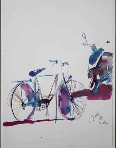 Jorge Luis Alio - Bicicletta II