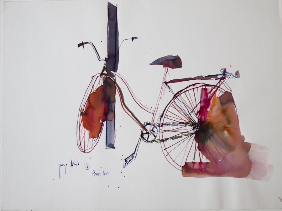 Jorge Luis Alio - Bicicletta III