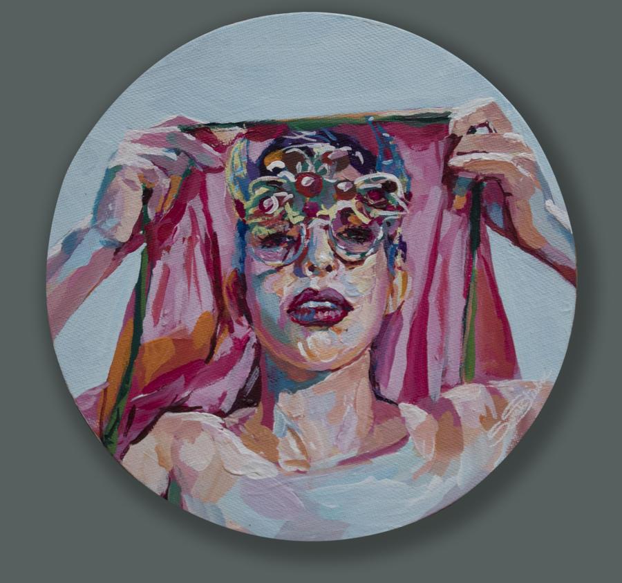 Sarah Stieber - Sundial
