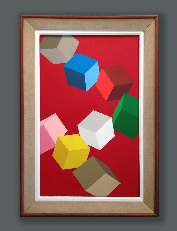 Rob Wyn Yates - Molecule Red