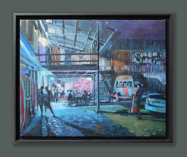 Mark Pearson - Peckham Alley