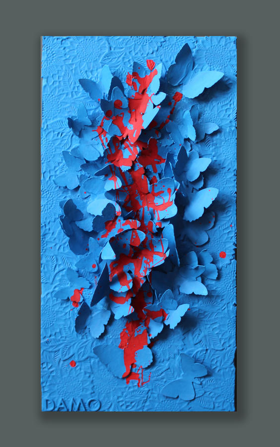 Damien Morrison - Butterfly Splash