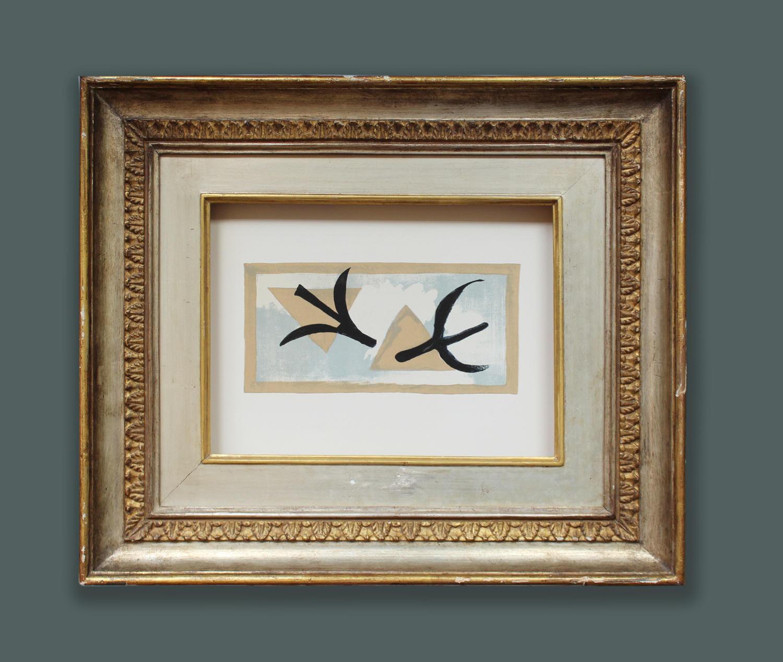 Georges Braque - Martins  SOLD
