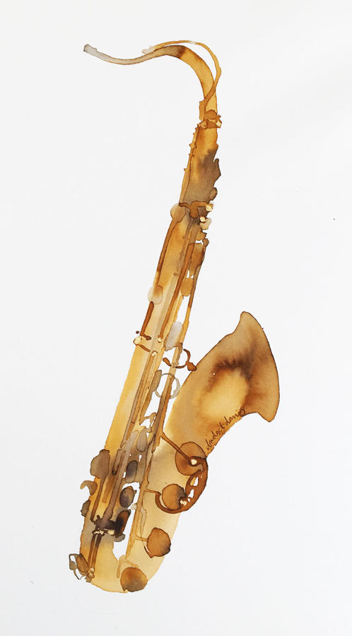 Bridget Davies - Saxophone