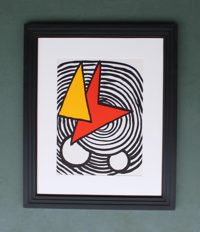 Alexander Calder - Arrows