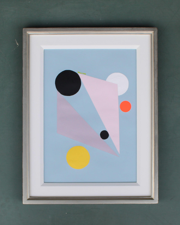 Marcio Norberto-Neon geometry2