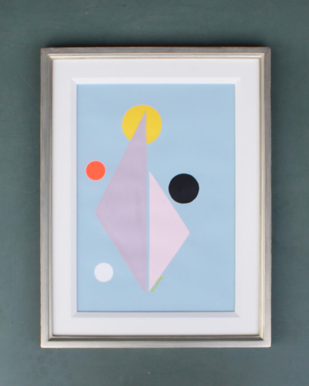 Marcio Norberto-Neon geometry4