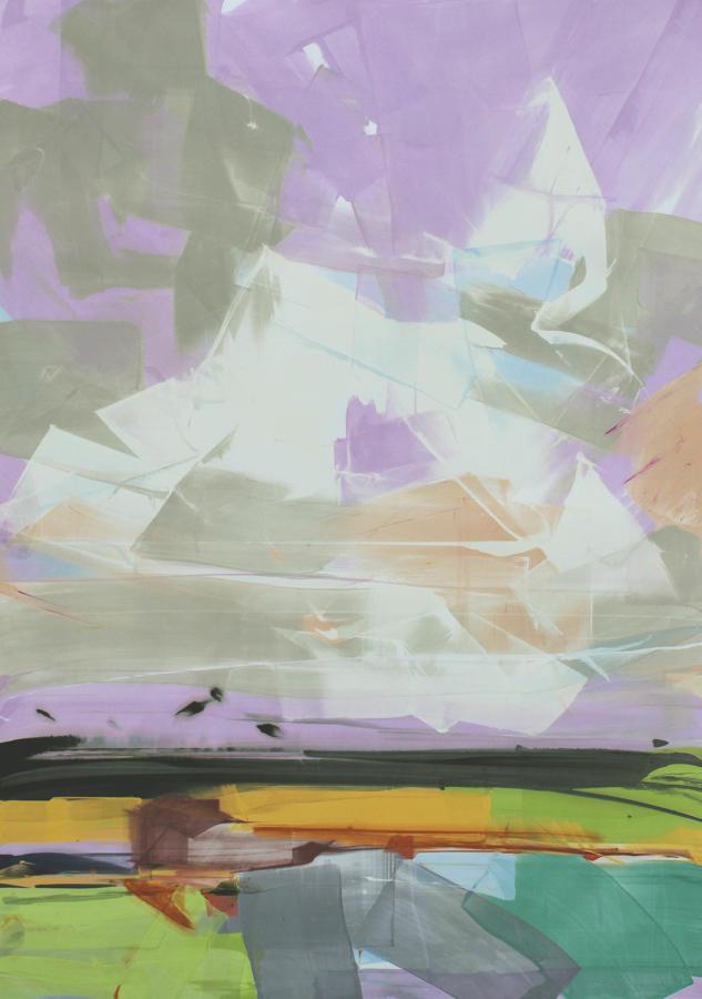 Natalia Avdeeva-Lilac dawn