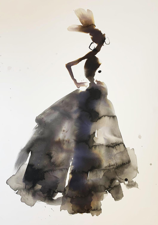 Bridget Davies - Catwalk Diva Ball Gown
