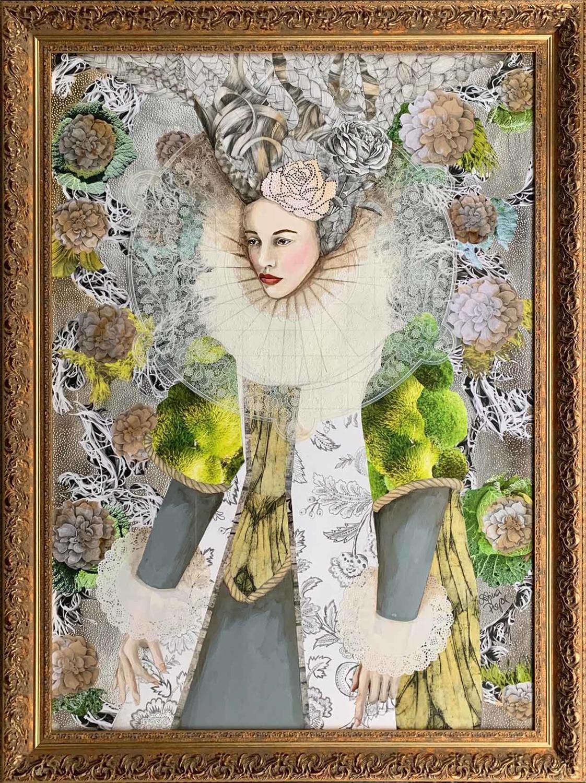 Sabina Pieper - Lady Doily