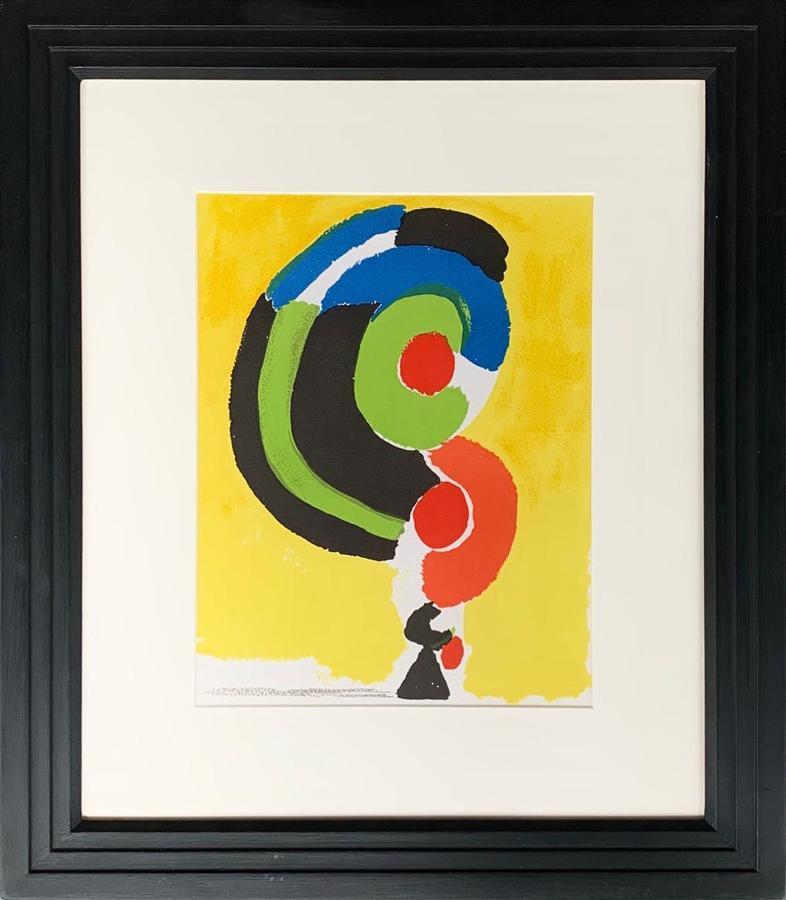 Sonia Delaunay - Composition SOLD