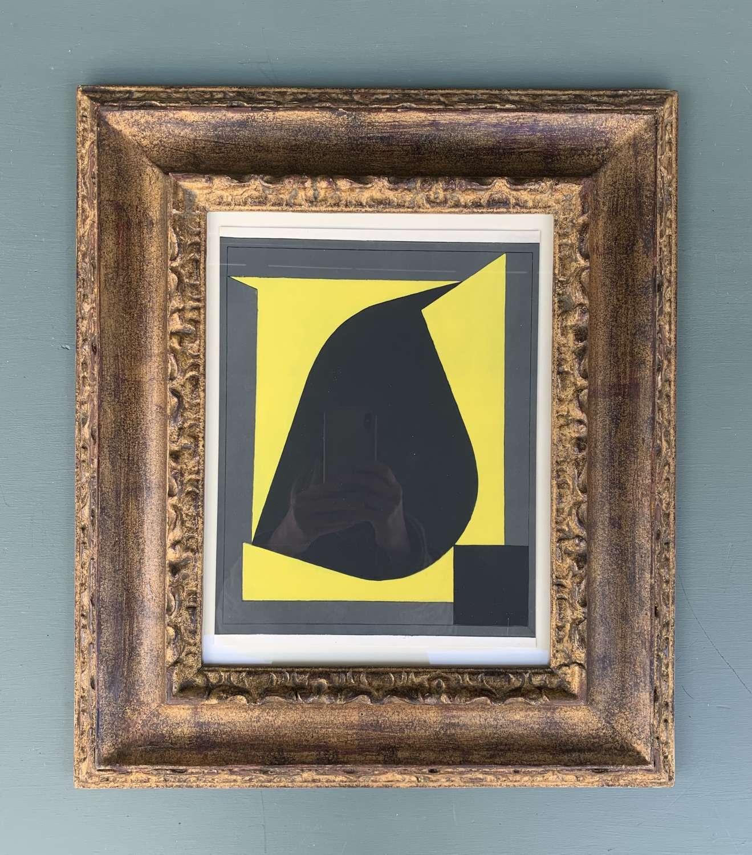 Victor Vasarely - Pochoir 1958 SOLD