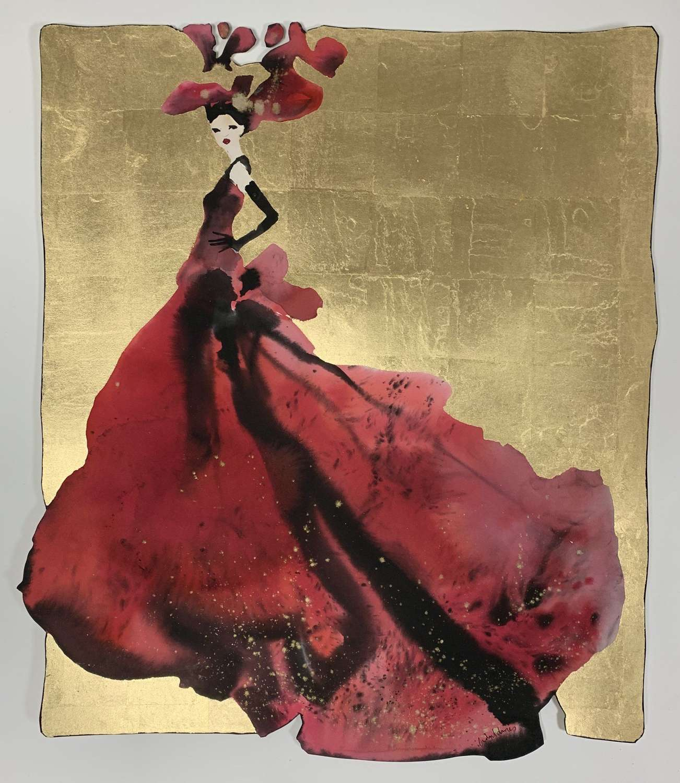 Bridget Davis - Crimson