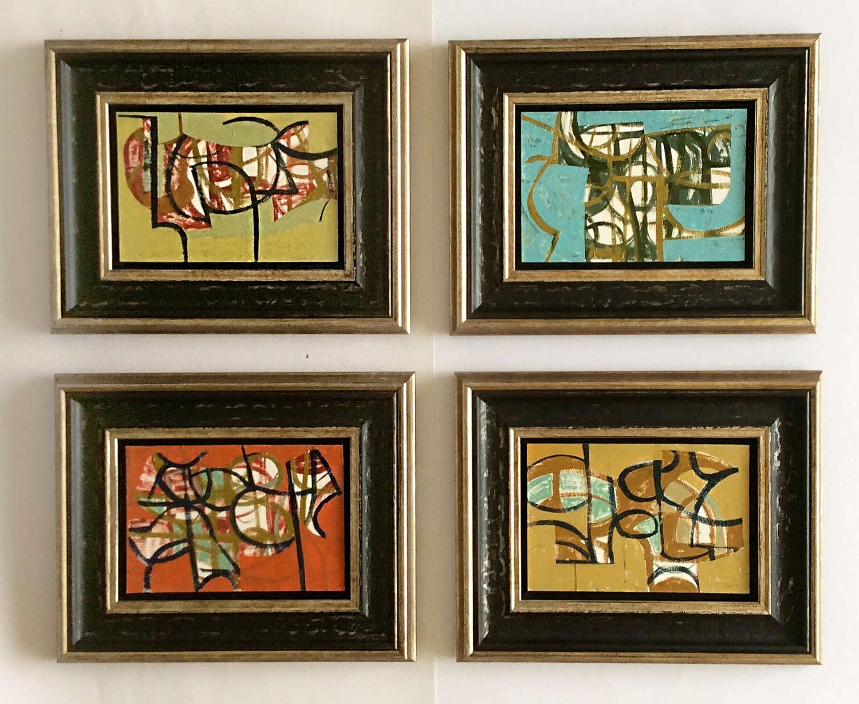 John Taylor - A set of Four