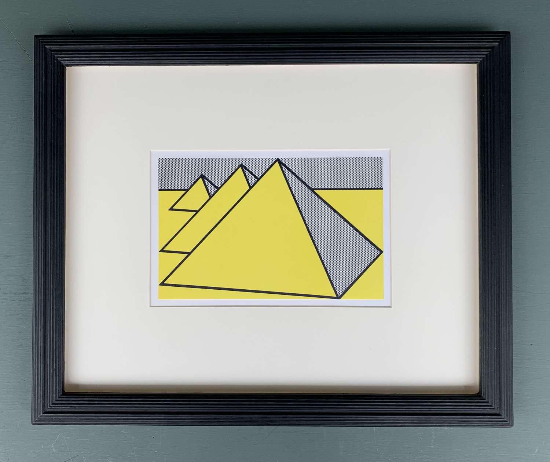Roy Lichtenstein - Lithographs 1973