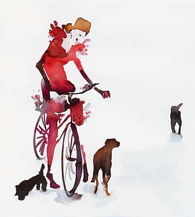 Bridget Davies - The Lost Dog