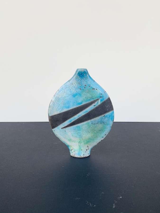 Gillian Clarke - Turquoise Pod