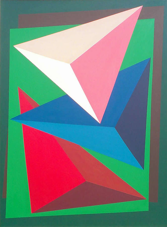 Rob Wyn Yates - Inverted Prisms