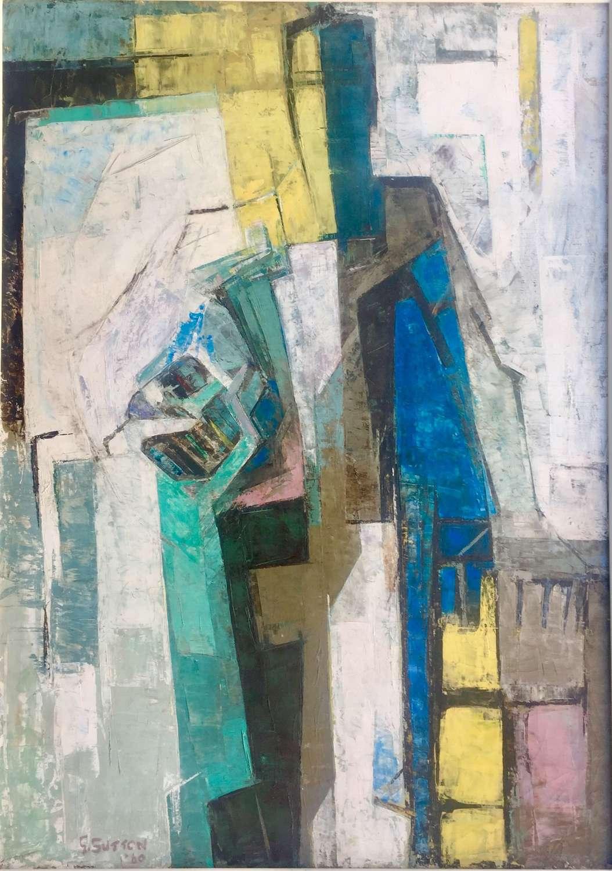 Gerda Sutton  - L'Artiste