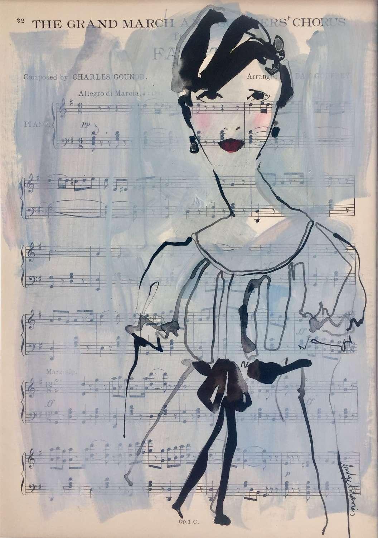 Bridget Davies - Marcia