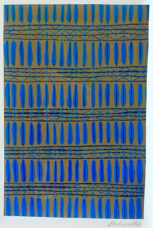 Delevallée - Fabric Design III