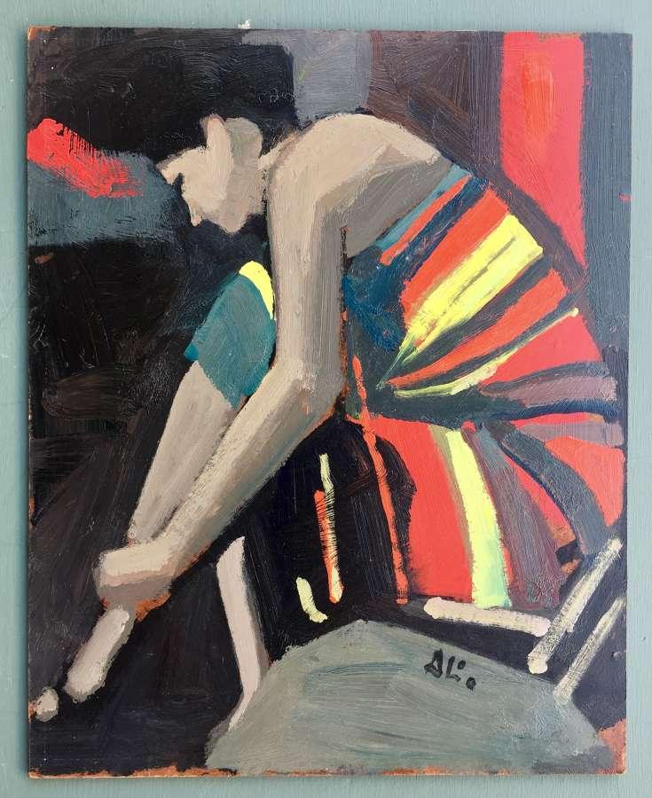 Jorge Luis Alio - Shoe Buckle