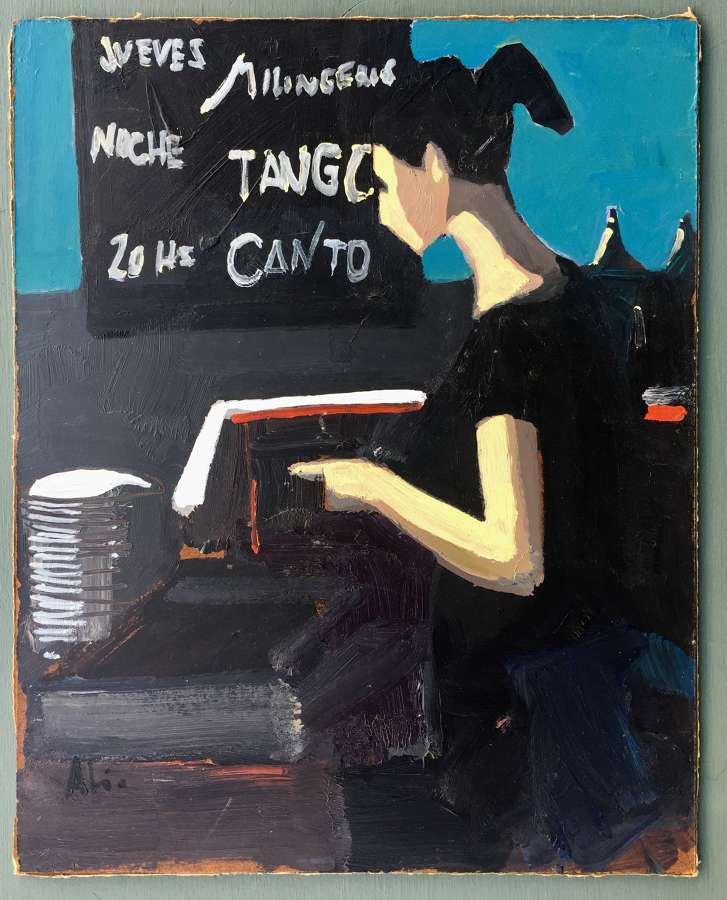 Jorge Luis Alio - Tango Bar