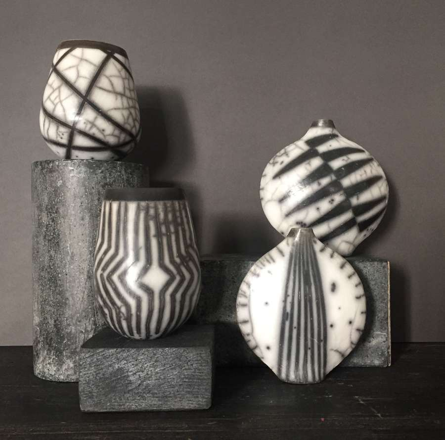 Gillian Clarke - Monochrome Collection