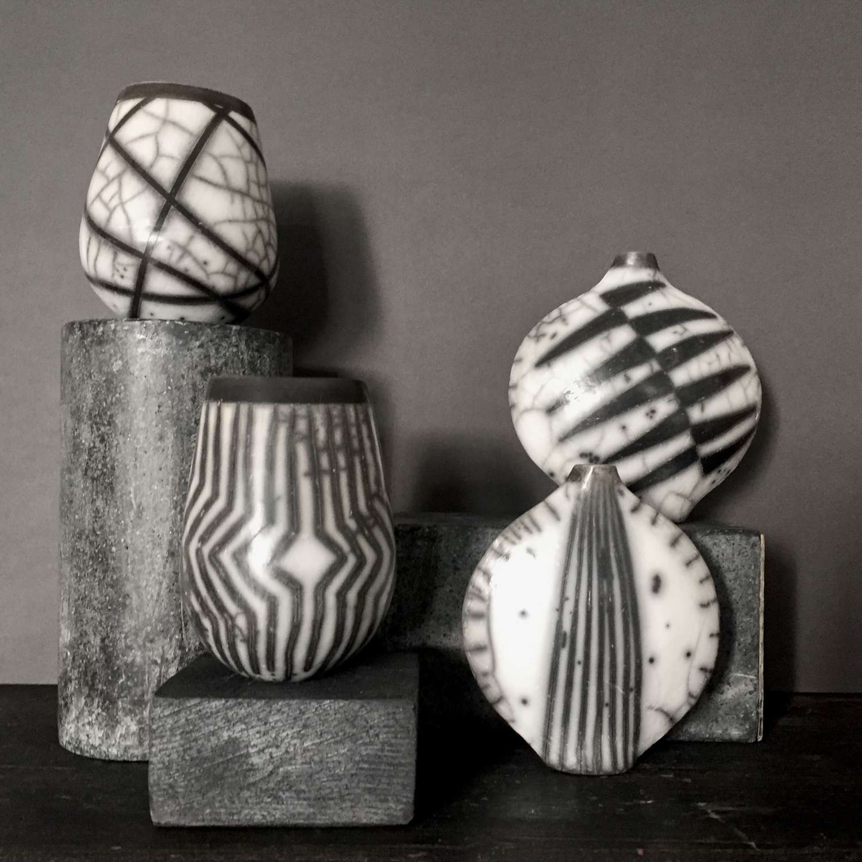 Gillian Clarke - Monochrome Collection