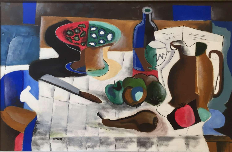 Stella Mertens - Fruit et Pichet