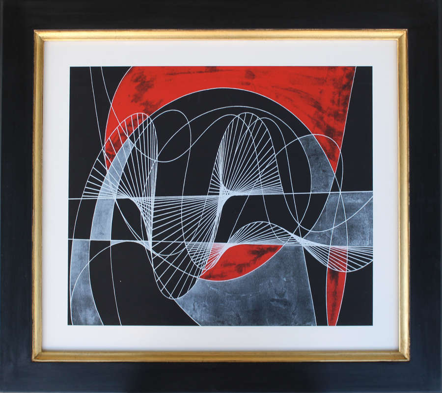 Hans Erni - Abstraction Creation