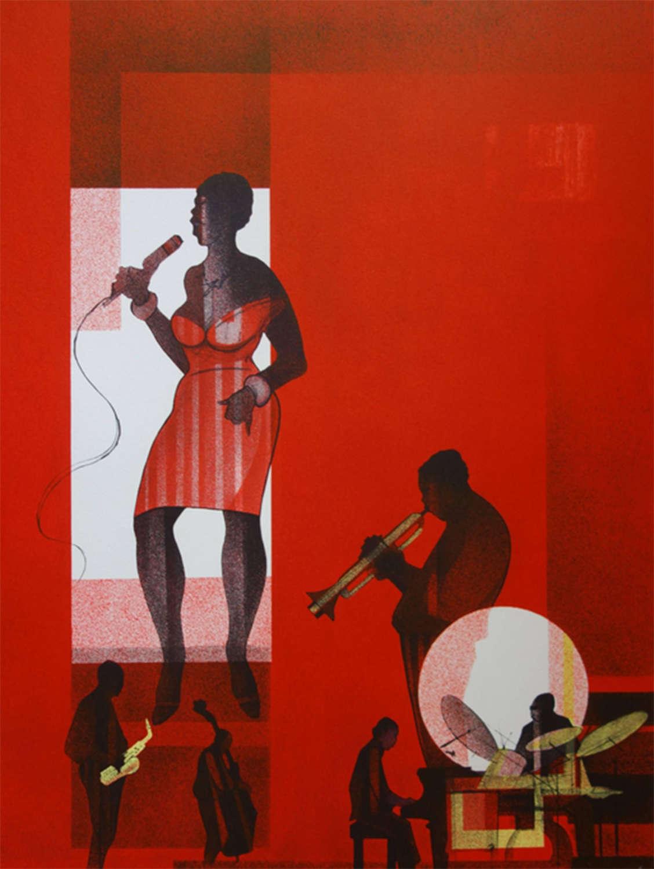 Jazz: Hot Swing by Sacha Chimkevitch