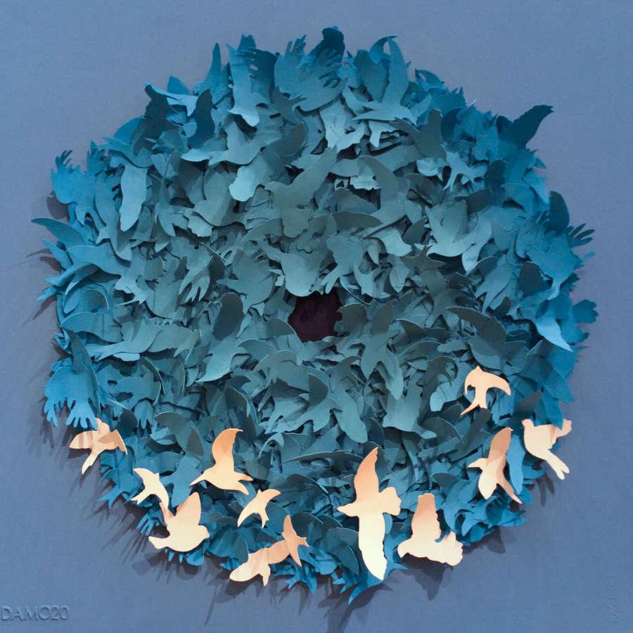 Blue Squadron by Damien Morrison