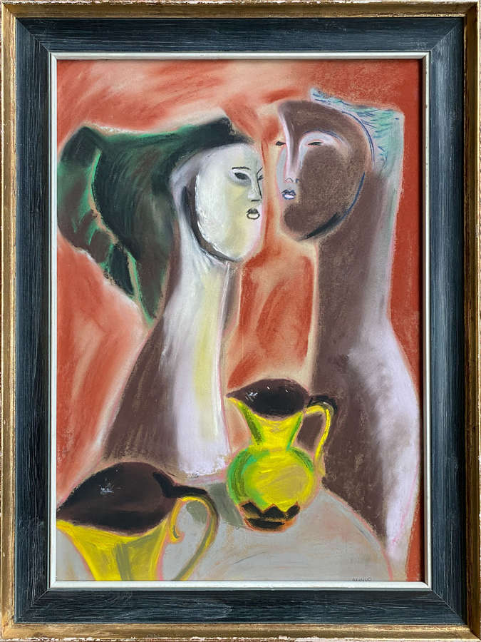 The Couple by Naomi Munuo