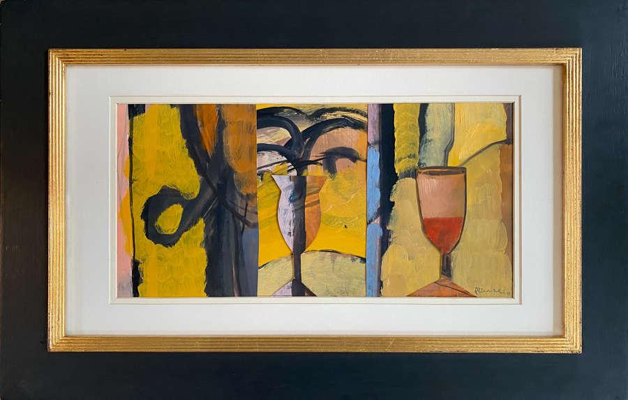 Through a Glass Darkly by Robert Plisnier