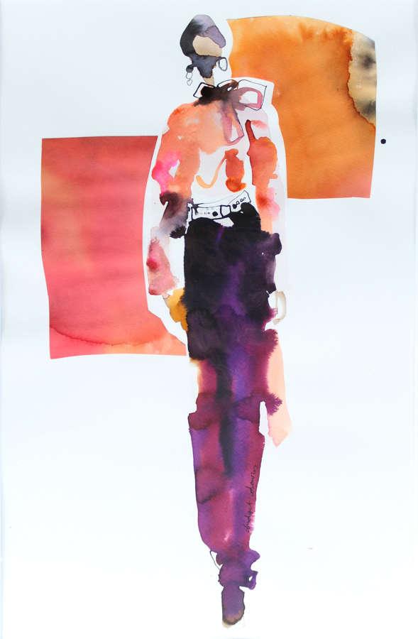 Bow Blouse - Bridget Davies