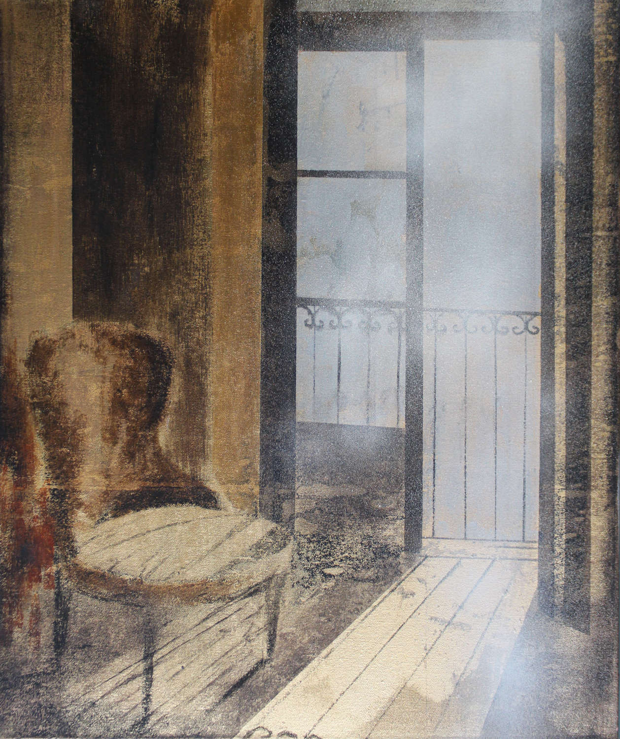 Bathed in Light - Barry Wilson