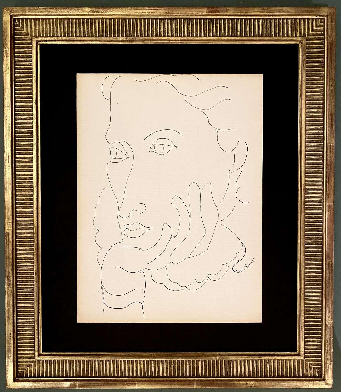 Divagations - after Henri Matisse