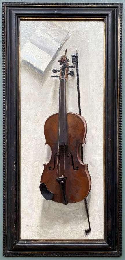 Musical Note - Howard Morgan
